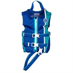 Liquid Force Dream Child CGA Wake Vest - Little Girls' 2021
