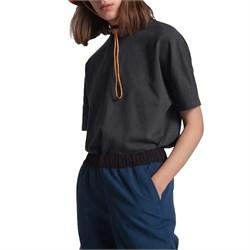 The North Face Short-Sleeve Woodside Hemp Top - Women's