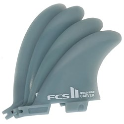 Slingshot FCS II Carver Small Quad Fin Set