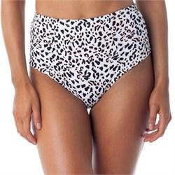 Rhythm Malawi Hi-Waist Bikini Bottoms - Women's