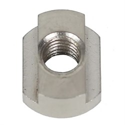 Slingshot Threaded Stainless Steel M8 Nut