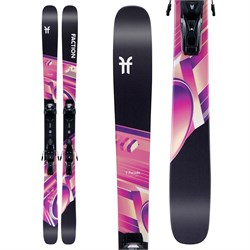 Faction Prodigy 1.0 Skis ​+ Warden MNC 11 Ski Bindings