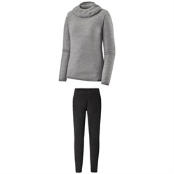 Patagonia Capilene® Air Hoodie ​+ Patagonia Capilene® Air Bottoms - Women's