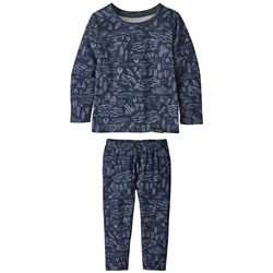 Patagonia Capilene Crew Top - Toddlers' ​+ Patagonia Capilene Pants - Toddlers'