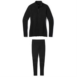 Smartwool Intraknit Merino 250 Thermal 1​/4 Zip Top ​+ Bottoms - Women's