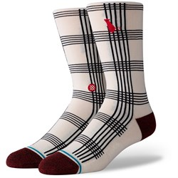 Stance Rat Plaid Socks