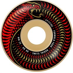 Spitfire Formula Four 99d Venomous Radial Slims Skateboard Wheels