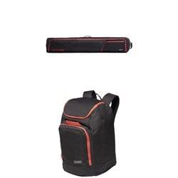Dakine Low Roller Snow board Bag + Dakine Boot Pack 50L