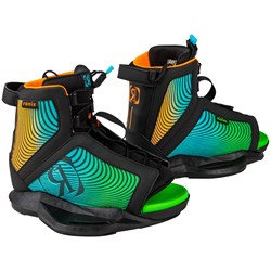 Ronix Vision Wakeboard Bindings - Boys' 2020