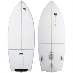 Ronix Flyweight Bat Tail Thruster Wakesurf Board