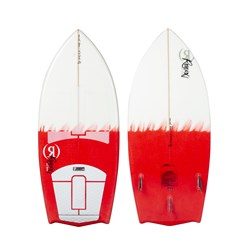 Ronix Flyweight Bat Tail Thruster Wakesurf Board - Women's 2020