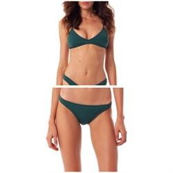 Rhythm Islander Trilette Bikini Top + Islander Beach Bikini Bottoms - Women's