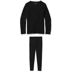 Smartwool Merino 250 Baselayer Crew Top ​+ Bottoms - Kids'
