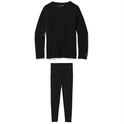 Smartwool Merino 250 Baselayer Crew Top - Kids' ​+ Smartwool Merino 250 Baselayer Bottoms - Kids'
