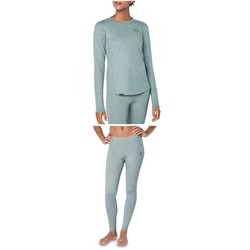 Dakine Larkspur Mid Weight Top + Larkspur Mid Weight Pants - Women's
