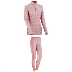 Kari Traa Rose Half-Zip Top ​+ Rose Pants - Women's