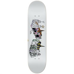 Krooked Cromer Holy Hell 8.06 Skateboard Deck