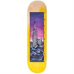 Real Ishod Flooded 8.18 Skateboard Deck