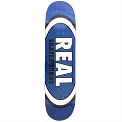 Real Team Overspray Oval 7.75 Skateboard Deck
