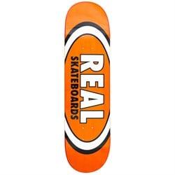 Real Team Overspray Oval 8.25 Skateboard Deck