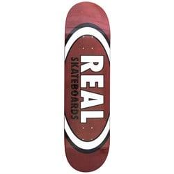 Real Team Overspray Oval 8.38 Skateboard Deck