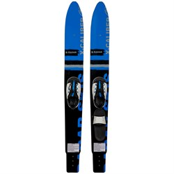 Radar X-Caliber Water Skis ​+ Cruise Bindings