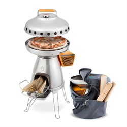 BioLite Base Camp Pizza Bundle