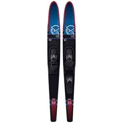 HO Freeride Combos Water Skis ​+ Adjustable Horseshoe Bindings