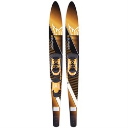 HO Burner Water Skis ​+ Adjustable Horseshoe Bindings