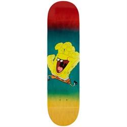 Santa Cruz SpongeBob Spongehand 8.125 Skateboard Deck