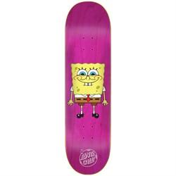 Santa Cruz SpongeBob 8.0 Skateboard Deck