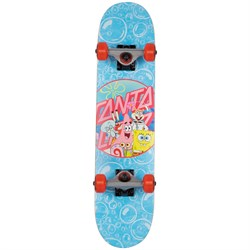 Santa Cruz SpongeBob Spongegroup 8.79 Skateboard Complete