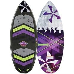 Phase Five Diamond Turbo Wakesurf Board 2020