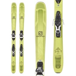 Salomon QST 85 Skis ​+ Warden 11 MNC Bindings  - Used