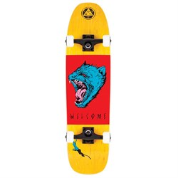 Welcome Tasmanian Angel 8.25 Skateboard Complete