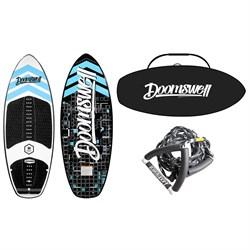 Doomswell Hydro Wakesurf Board + Hydro Bag + Rope 2020