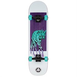 Welcome Maned Woof 8.0 Skateboard Complete