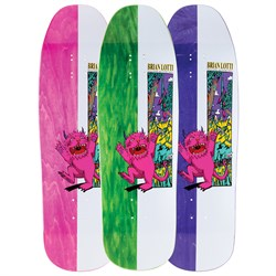 Welcome Wild Thing on Gaia 9.6 Skateboard Deck