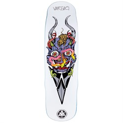 Welcome Maligno on Effigy 8.8 Skateboard Deck