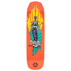 Welcome Peregrine on Wicked Princess 8.125 Skateboard Deck