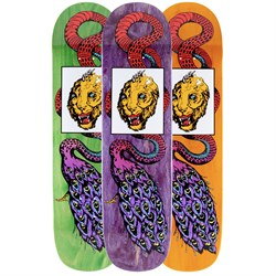 Welcome Glam Dragon on Bunyip Mid 8.25 Skateboard Deck