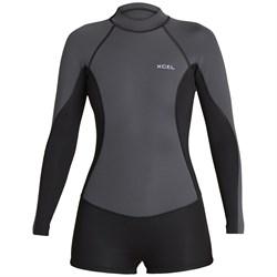 XCEL 2​/1mm Axis Long Sleeve Springsuit - Women's