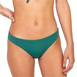 RVCA Solid Full Bikini Bottoms - Women's
