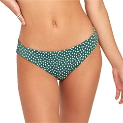 RVCA Axis Reversible Full Bikini Bottoms - Women's
