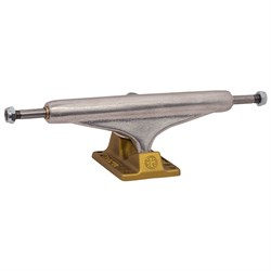 Independent 139 Stage 11 Hollow Silver Anodized Gold Skateboard Truck