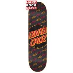 Santa Cruz Tropic Dot 8.25 Skateboard Deck
