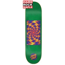Santa Cruz Tortile 8.0 Skateboard Deck