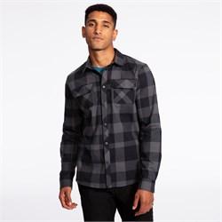 evo Lightweight Long-Sleeve Tech Flannel Shirt