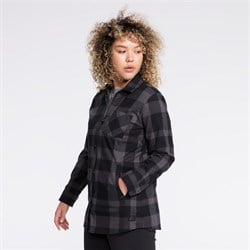 evo Lightweight Long-Sleeve Tech Flannel Shirt - Women's