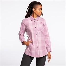 evo Lightweight Long-Sleeve Tech Flannel Shirt - Women's